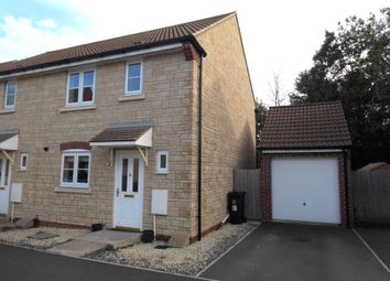 Thumbnail 3 bed semi-detached house to rent in Moon Pond Lane, Wincanton