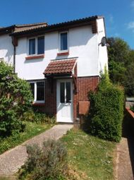 Thumbnail 2 bed end terrace house to rent in Eastleaze Road, Blandford Forum