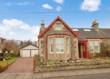 Thumbnail 4 bed semi-detached house for sale in Newlands Street, Lanark