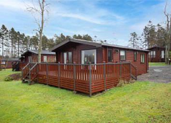 Thumbnail 2 bed detached house for sale in Lodge 8, Flusco Wood, Flusco, Penrith, Cumbria