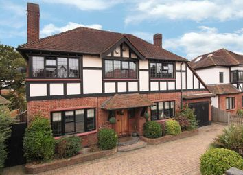 Thumbnail 5 bed detached house for sale in Daleside Gardens, Chigwell