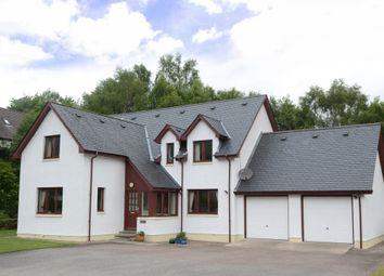 Thumbnail 4 bed detached house for sale in Old Railway Goods Yard, Albert Road, Ballachulish