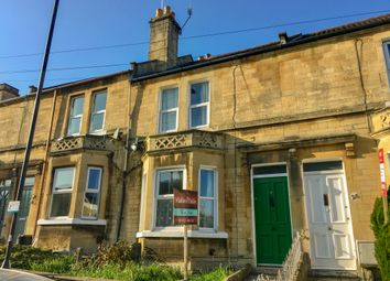 Thumbnail 4 bed terraced house for sale in Millmead Road, Oldfield Park, Bath