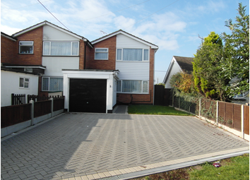 Thumbnail End terrace house to rent in Grove Road, Canvey Island