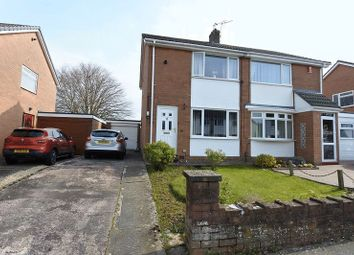Thumbnail 2 bed semi-detached house to rent in Cartmel Drive, Carlisle
