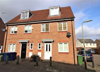Thumbnail 4 bed semi-detached house for sale in Fawn Drive, Aldershot, Hampshire