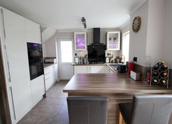 Thumbnail 3 bed semi-detached house for sale in New Wood Close, Woolwell, Plymouth