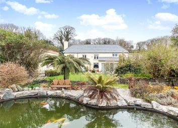 Thumbnail 6 bed detached house for sale in Trenance Farm, Trenance Road, St Austell