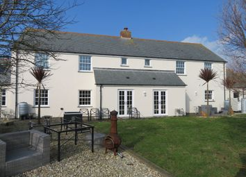 Thumbnail 5 bedroom detached house for sale in Tower Meadows, St. Buryan, Penzance
