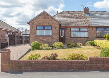 Thumbnail 3 bed semi-detached bungalow for sale in Sterndale Avenue, Standish, Wigan