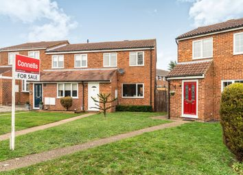 Thumbnail 2 bed end terrace house for sale in Eagle Drive, Flitwick, Bedford