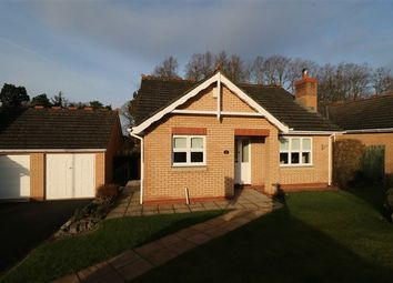 Thumbnail 2 bed bungalow for sale in Larch Drive, Stanwix, Carlisle, Cumbria