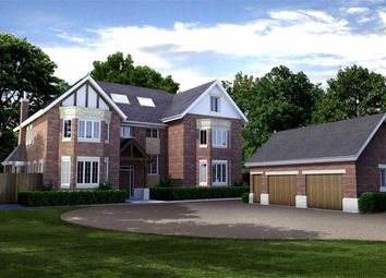 Thumbnail 6 bed detached house for sale in Prestbury Road, Wilmslow, Cheshire