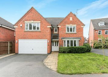 4 bed detached house for sale in Guinea Crescent, Coventry CV4