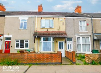 Thumbnail 2 bed terraced house for sale in Stanley Street, Grimsby, Lincolnshire