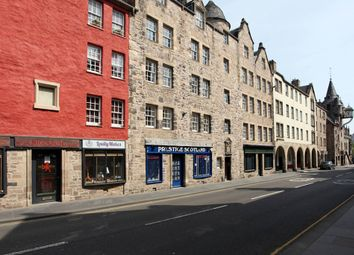Thumbnail 2 bed flat for sale in Canongate, Old Town, Edinburgh