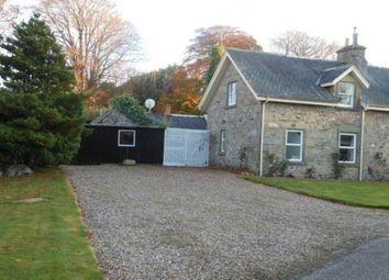 Thumbnail 2 bed semi-detached house to rent in The Quarters, Fochabers