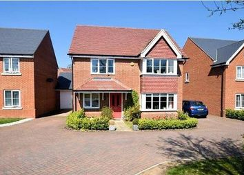4 bed detached house for sale in Grazeley Road, Three Mile Cross, Reading RG7