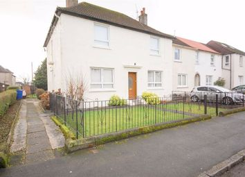 Thumbnail 2 bed flat for sale in Canberra Avenue, Clydebank