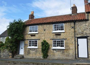 Thumbnail 2 bed terraced house for sale in High Street, Thornton Dale, Pickering
