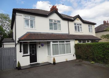 Thumbnail 3 bedroom semi-detached house for sale in Broadgate Lane, Horsforth, Leeds