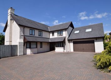 Thumbnail 5 bed detached house for sale in Careg Llwyd, Bridgend
