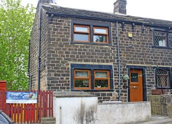 Thumbnail 2 bedroom end terrace house for sale in White Lane, Bradford, West Yorkshire