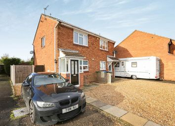 Thumbnail 2 bedroom semi-detached house for sale in Melrose Drive, Perton, Wolverhampton