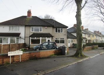 Thumbnail 4 bedroom semi-detached house to rent in Picton Grove, Birmingham