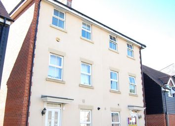 Thumbnail 4 bed property to rent in Torun Way, Swindon