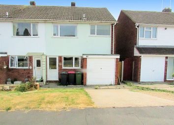 Thumbnail 3 bed semi-detached house to rent in St Leonards View, Dordon, Tamworth, Staffordshire
