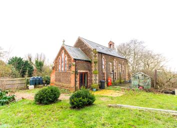 Thumbnail 4 bed detached house for sale in Lynn Road, Setchey, King's Lynn