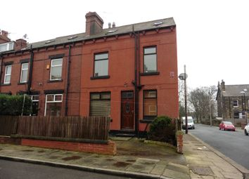 Thumbnail 3 bed end terrace house to rent in Warrels Avenue, Bramley, Leeds