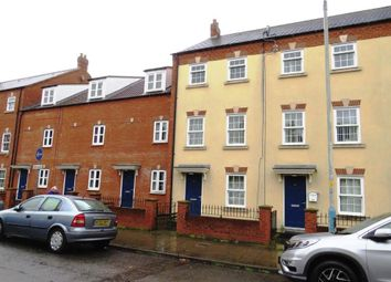 Thumbnail 4 bed terraced house to rent in Church Street, Gainsborough