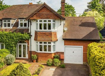 Thumbnail 4 bed semi-detached house for sale in Deepdene Gardens, Dorking