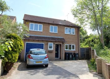 Thumbnail 4 bed detached house for sale in Dacombe Close, Upton, Poole