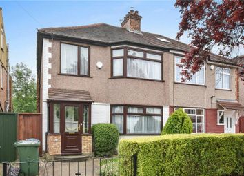 Thumbnail 3 bed semi-detached house for sale in Manor Road, Harrow-On-The-Hill, Harrow