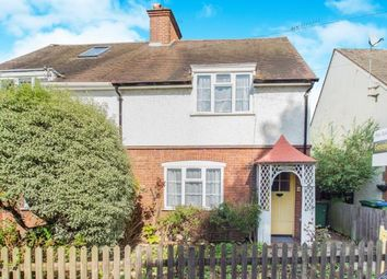 Thumbnail 2 bed semi-detached house for sale in Esher, Surrey