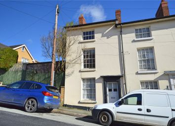Thumbnail 4 bed end terrace house for sale in Crescent Street, Newtown, Powys