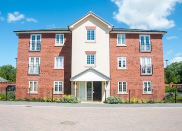 Thumbnail 1 bed flat to rent in Buttermere Crescent, Lakeside, Doncaster