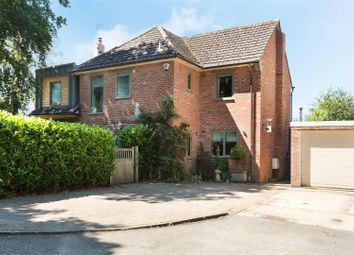 Thumbnail 4 bedroom detached house for sale in Trenchard Avenue, Lower Compton, Calne