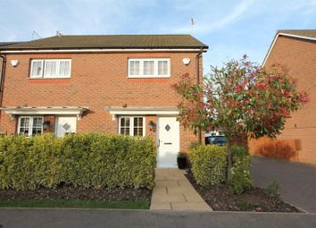 Thumbnail 2 bedroom property for sale in The Cloisters, Wood Street, Earl Shilton, Leicester