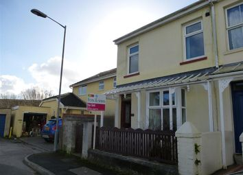 Thumbnail 2 bed property to rent in Cowdray Terrace, Saltash
