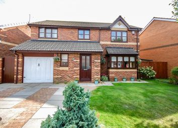 Thumbnail 4 bed detached house for sale in Cormorant Drive, Redcar