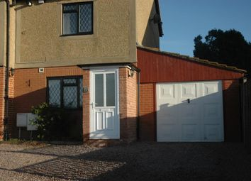 Thumbnail 2 bed end terrace house to rent in Suvla Cottages, Ravens Lane, Bramford, Ipswich