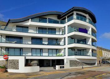 Thumbnail 2 bed flat for sale in Granville Marina, Ramsgate
