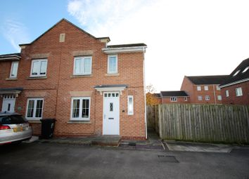 Thumbnail 3 bed semi-detached house for sale in Old School Walk, York