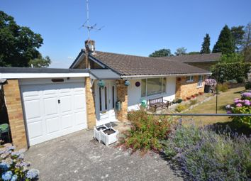 Thumbnail 3 bed detached bungalow for sale in Central Avenue, Corfe Mullen, Wimborne