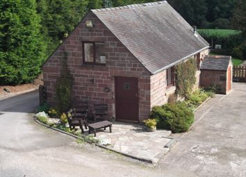 Thumbnail 2 bed cottage to rent in Hermitage Farm, Froghall, Stoke