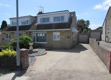 Thumbnail 3 bed semi-detached house for sale in Cae Talcen, Pencoed, Bridgend.
